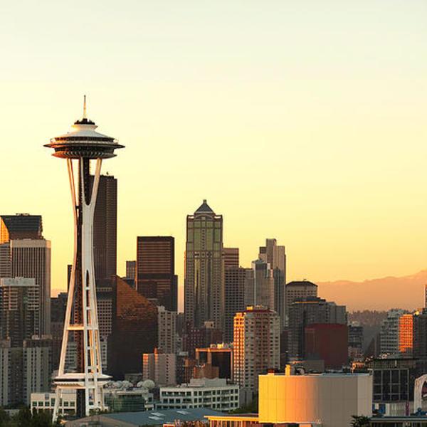 Seattle skyline from kerry park alvin kroon
